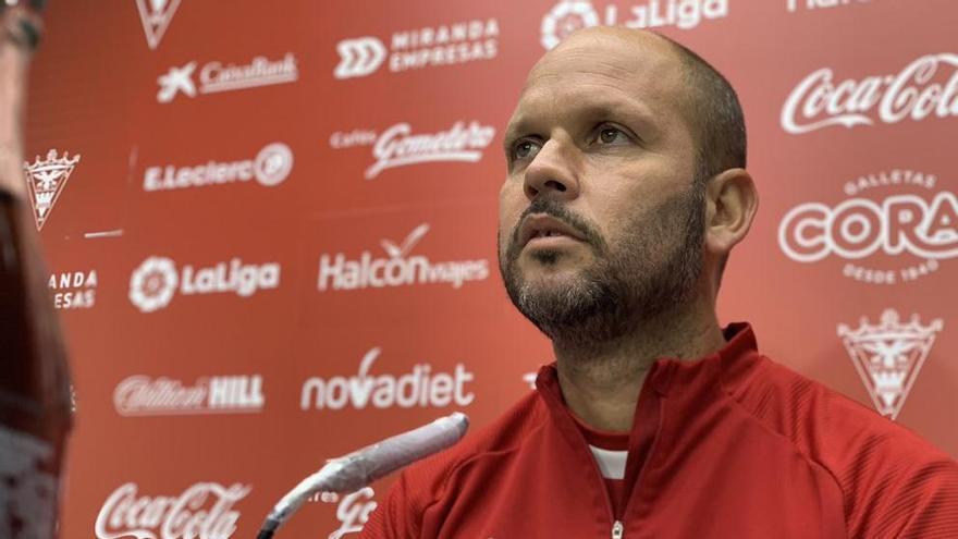 """José Alberto López: """"El Mallorca es un equipo de Primera División"""""""
