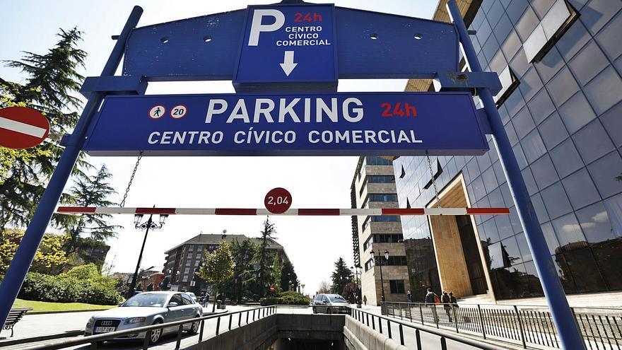 Un parking y un proyecto hostelero buscan relanzar el Centro Cívico y Llamaquique