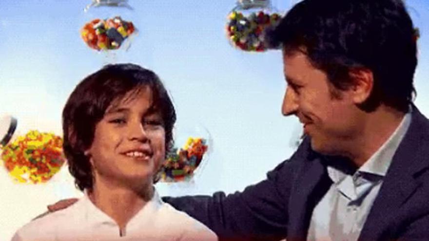 Josetxo y su padre emocionan en la final de 'MasterChef Junior 6'
