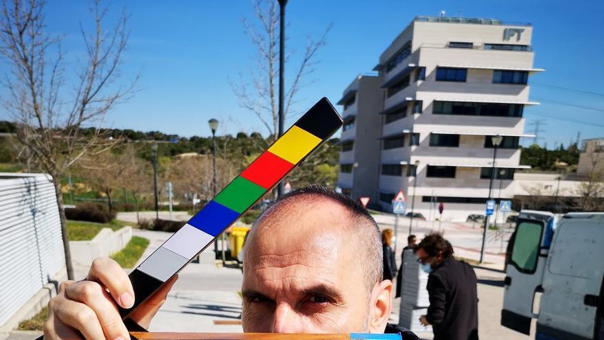 Semana de estrenos para el cineasta de Ibiza David Marqués