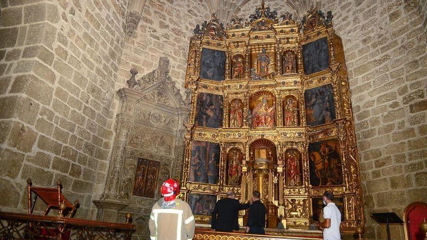 La Junta ya tiene listo el proyecto para rehabilitar San Martín en Plasencia