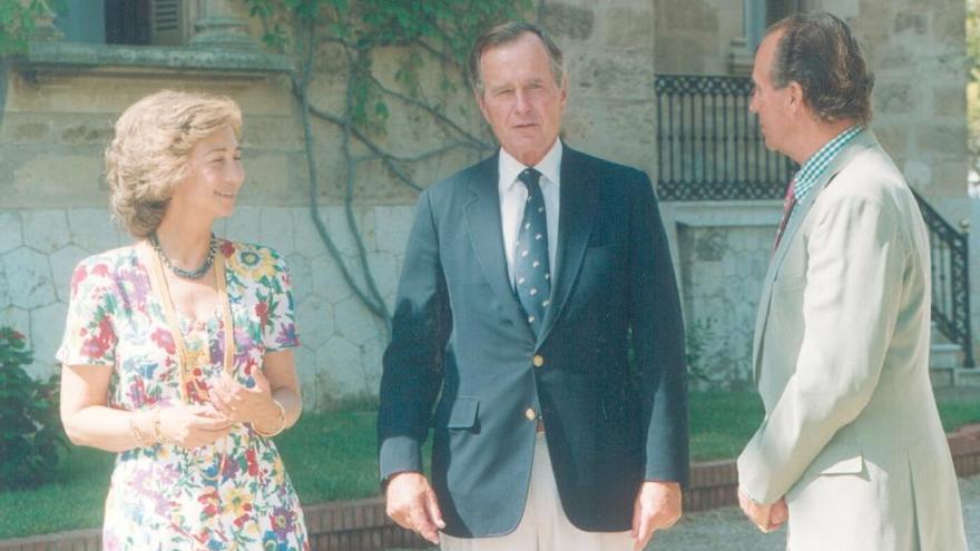De Mallorca a la Casa Blanca: cuatro presidentes de Estados Unidos han visitado la isla