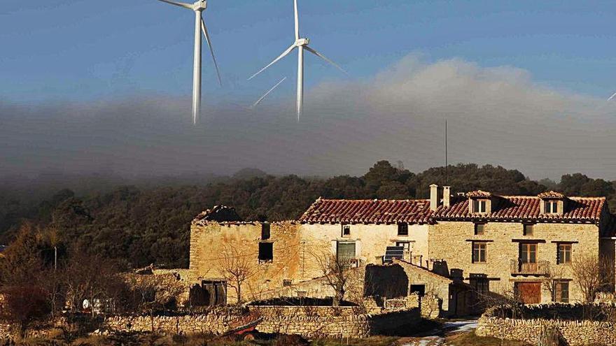 El Supremo obliga a empresas eólicas a pagar un canon para proyectos rurales