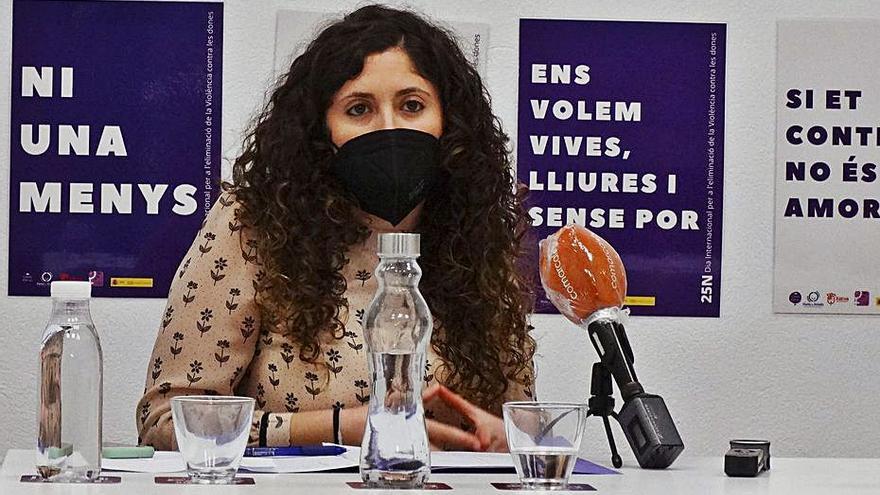 Un audiovisual acentuará la reivindicación antiviolencia en los actos del 25N en Xàtiva