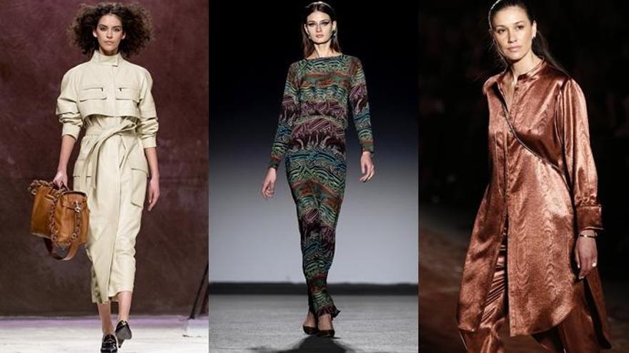 Estos son los mejores 'looks' vistos en la Mercedes Benz Fashion Week Madrid