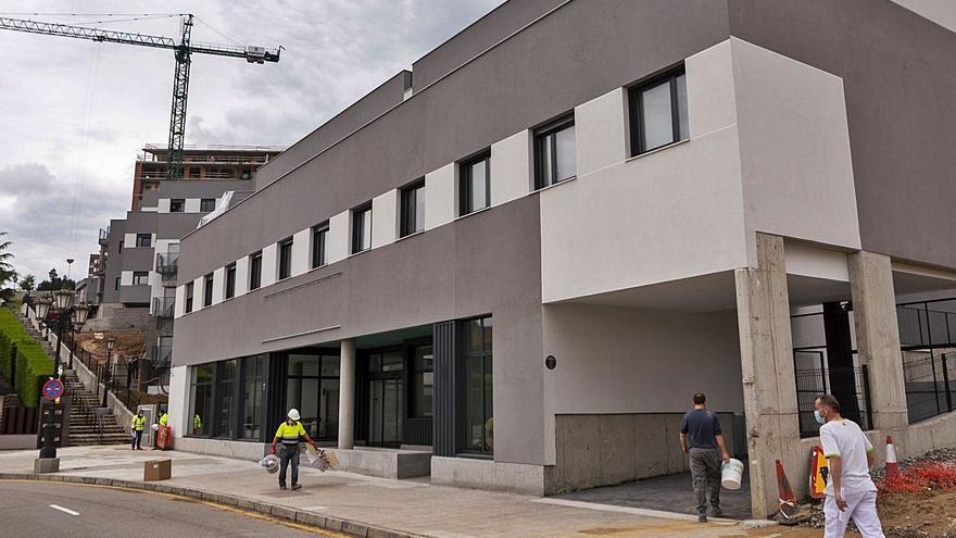 Montecerrao espera ya estudiantes para su residencia y La Gruta estará lista en agosto