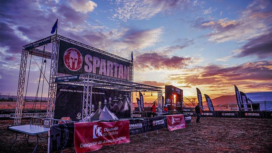 Los obstáculos de la Spartan Race: capacidad de superación y resistencia