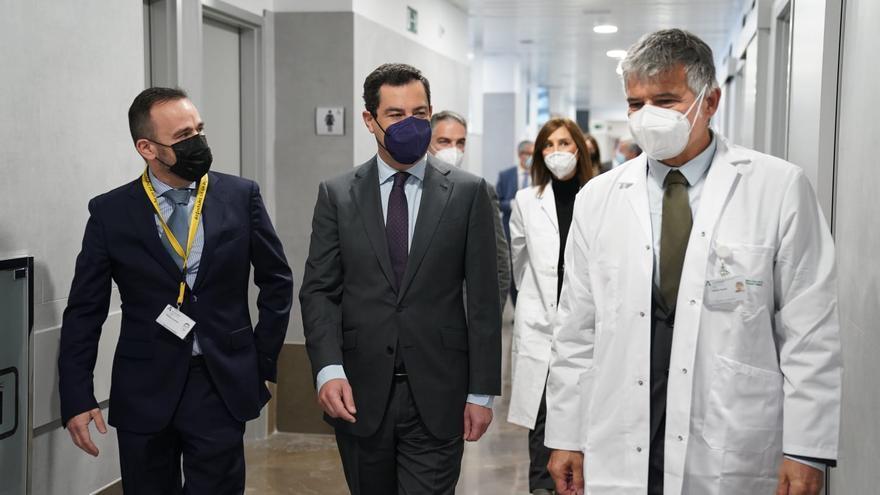 """El Hospital de Estepona solo atenderá a pacientes covid """"hasta que la pandemia conceda una tregua"""""""