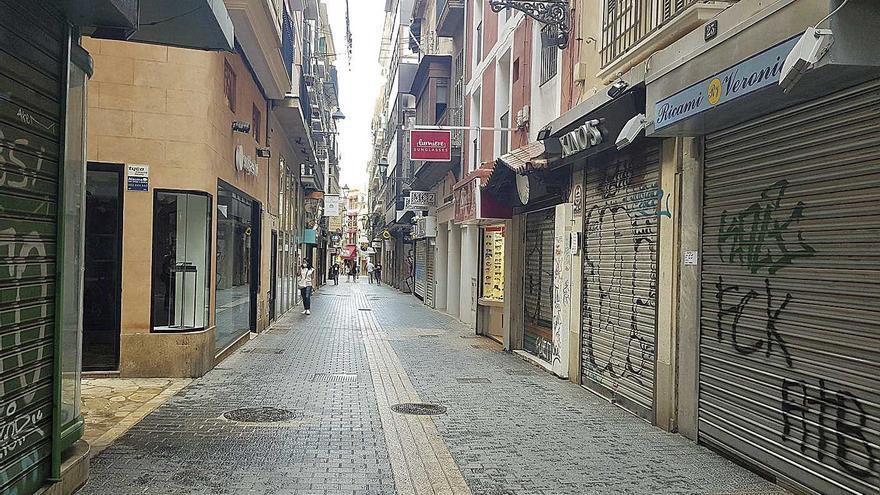 Comercios y restaurantes saldrán a la calle si les echan de los ERTE