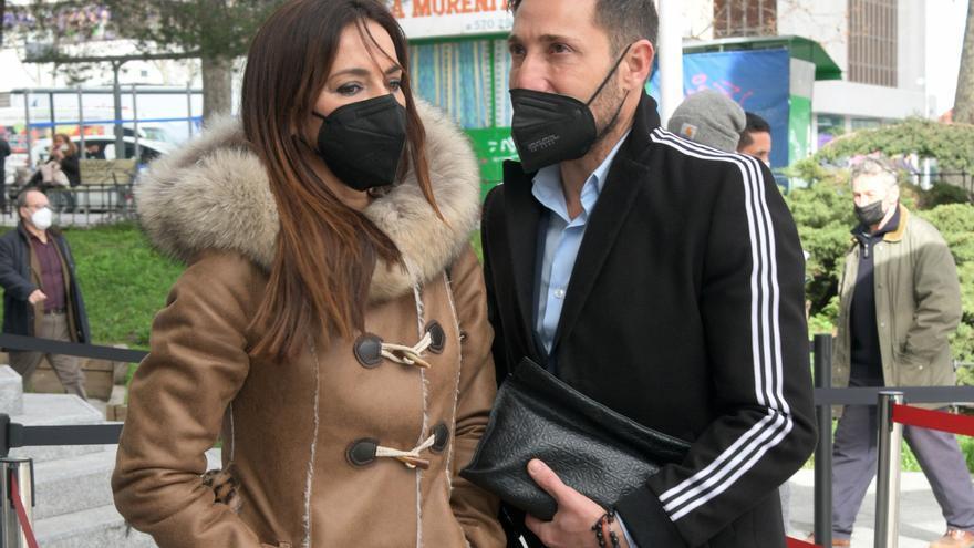 Antonio David Flores y Olga Moreno se divorcian tras 12 años juntos