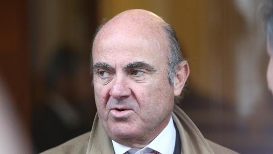 De Guindos serà vicepresident del BCE després de la retirada del candidat irlandès