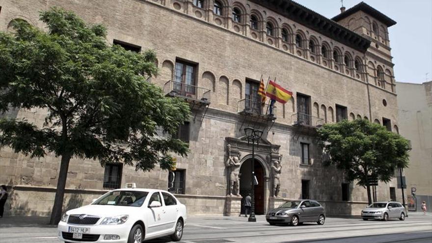 Una magistrada de Zaragoza plantea una cuestión de inconstitucionalidad por un artículo del Derecho Foral