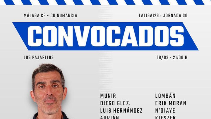 Pau Torres, fuera de la lista para Soria
