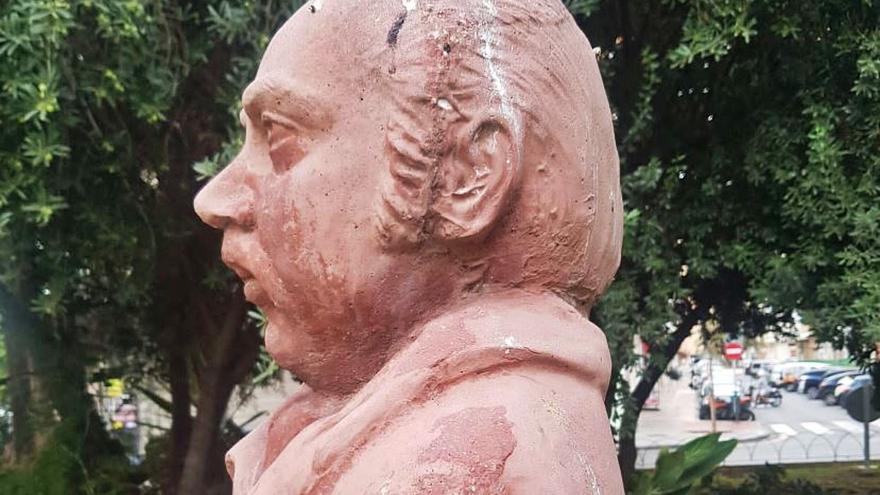 Antonio Leiva, estropeado símbolo de Las Delicias