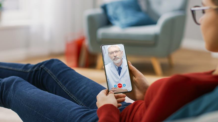 Ventajas de la consulta médica online. Tecnología para cuidar la salud