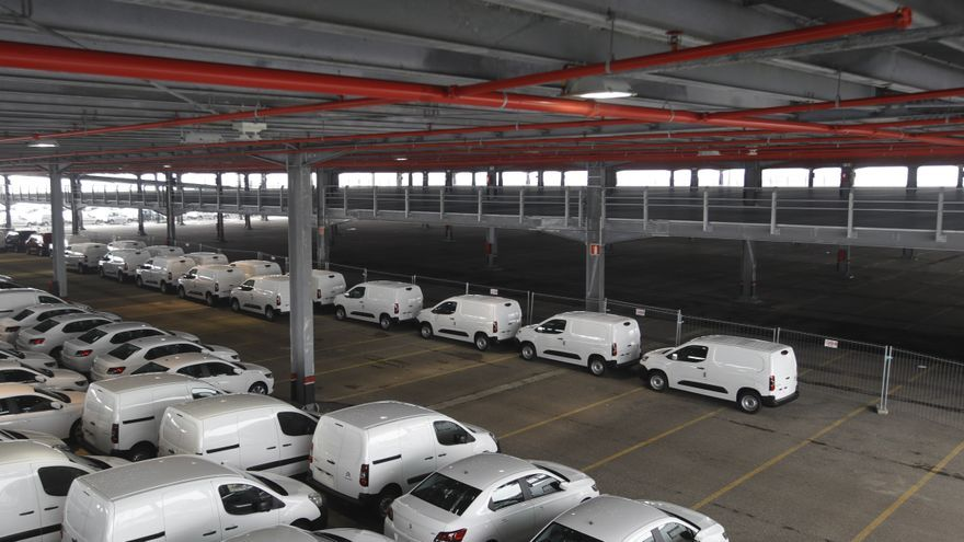 El silo para coches: de recinto cuestionado a estructura imprescindible