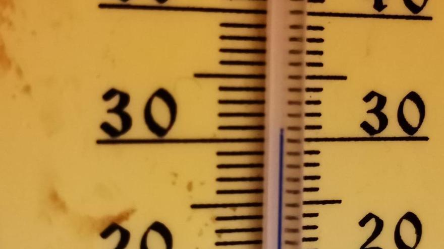 Lorca alcanza el récord de temperaturas con 44,4 grados