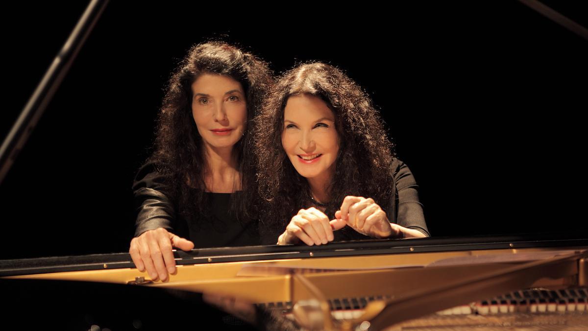 Katia y Marielle Lambeque iban a actuar en mayo en Les Arts.