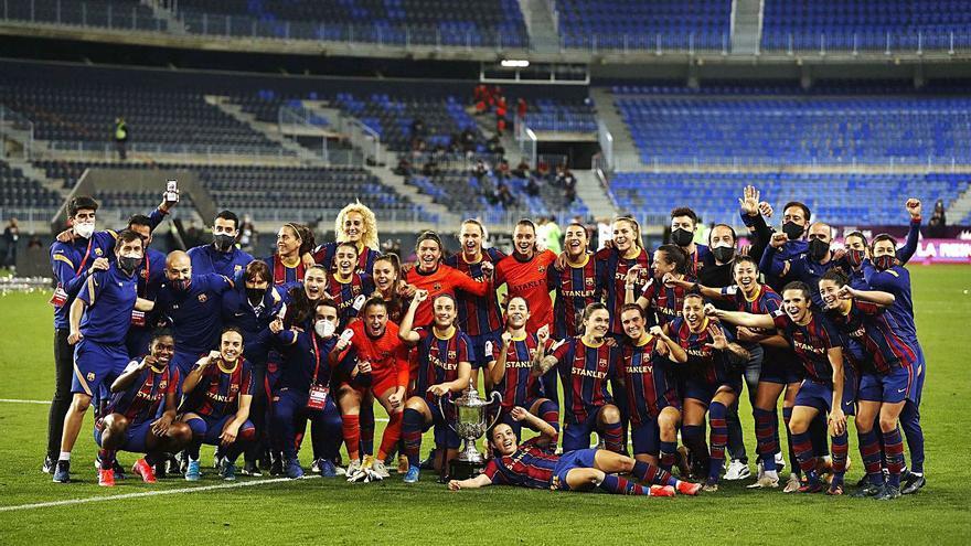 Séptimo título para el Barcelona