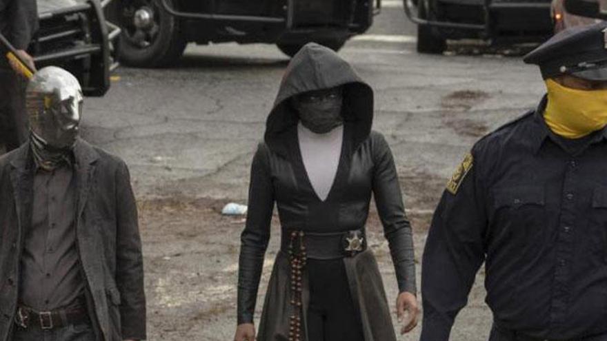 El difícil arte de adaptar 'Watchmen'