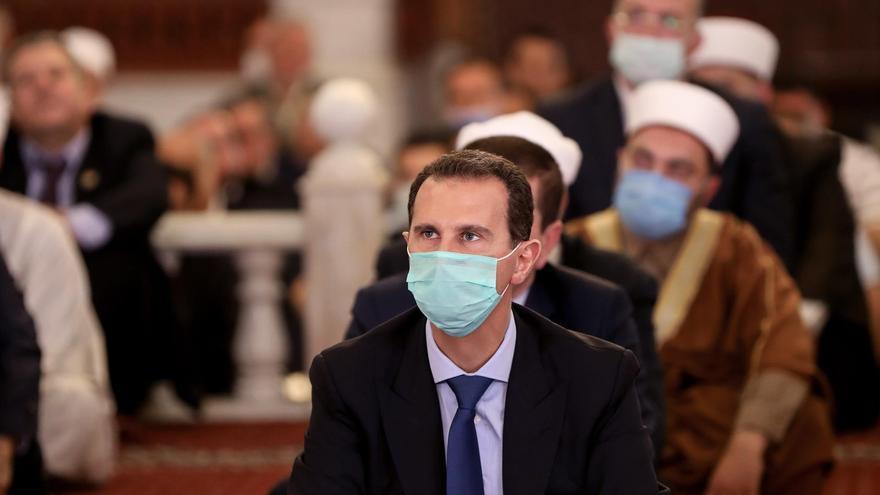 La UE renueva otro año las sanciones contra el régimen de Al Assad
