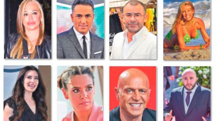 Neun spanische Trash-TV-Promis, die Sie kennen sollten