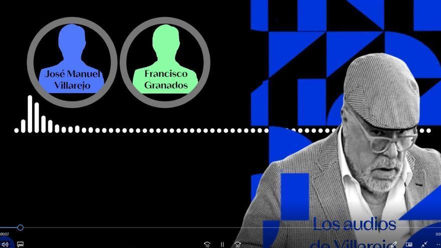 Los audios de Villarejo.