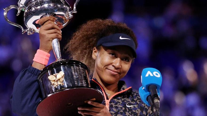 Osaka impone su ley y reconquista el Open de Australia