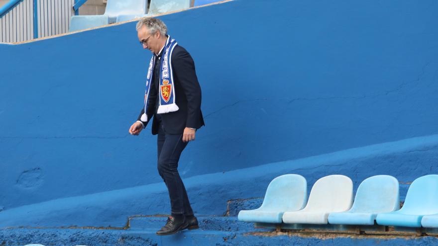 El Real Zaragoza, bloqueado en su planificación deportiva