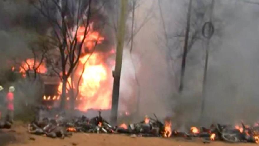 Al menos 60 muertos y 70 heridos por la explosión de un camión en Tanzania