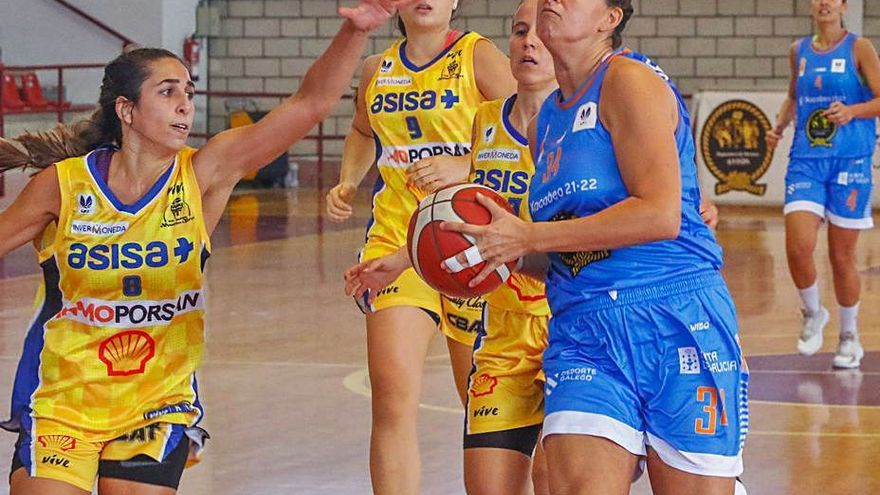 El Cortegada llega a tiempo para ganar en Lanzarote (58-66)