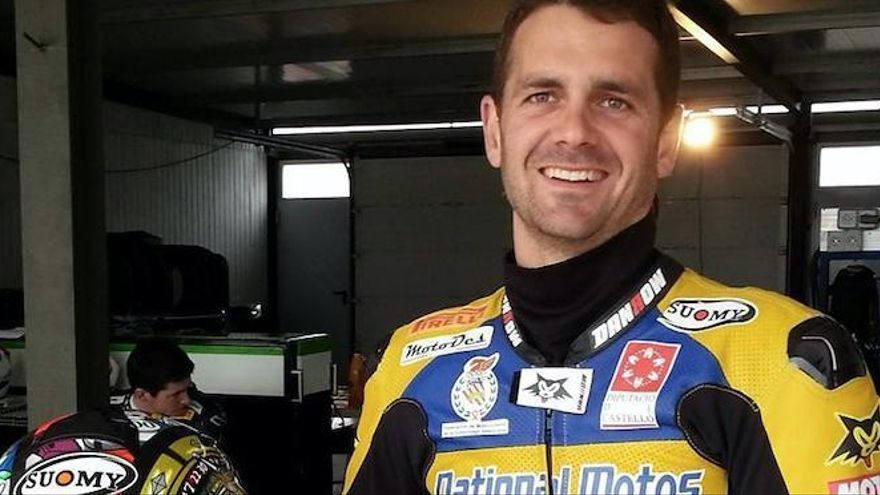 Fallece el piloto de motos de la Vall d'Uixó, Arturo Tizón