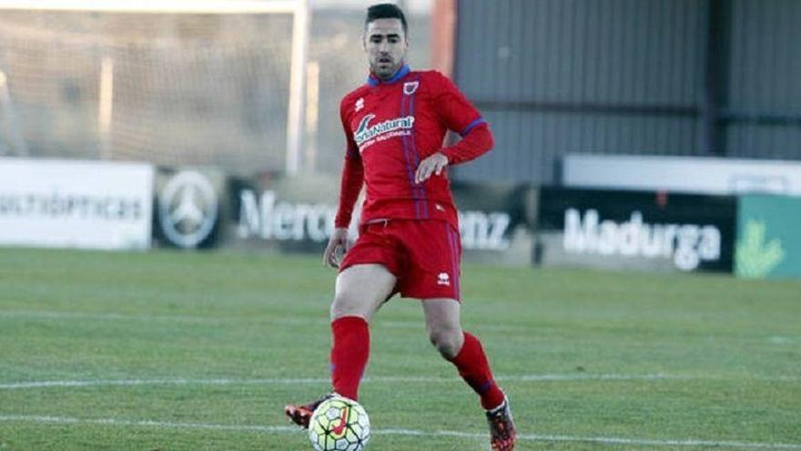 El Castellón ficha al central Paco Regalón, procedente del Racing de Santander
