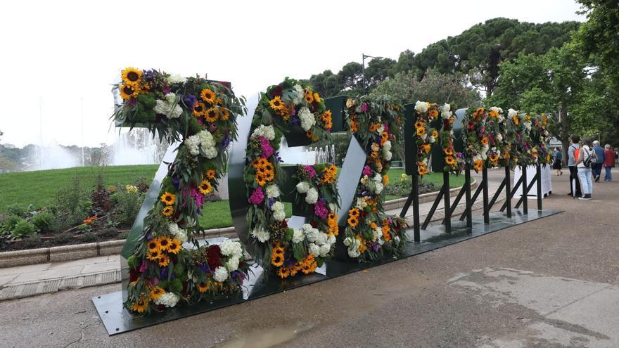 Música, comida y muchas flores: estas son las actividades programadas en el festival ZGZ Florece