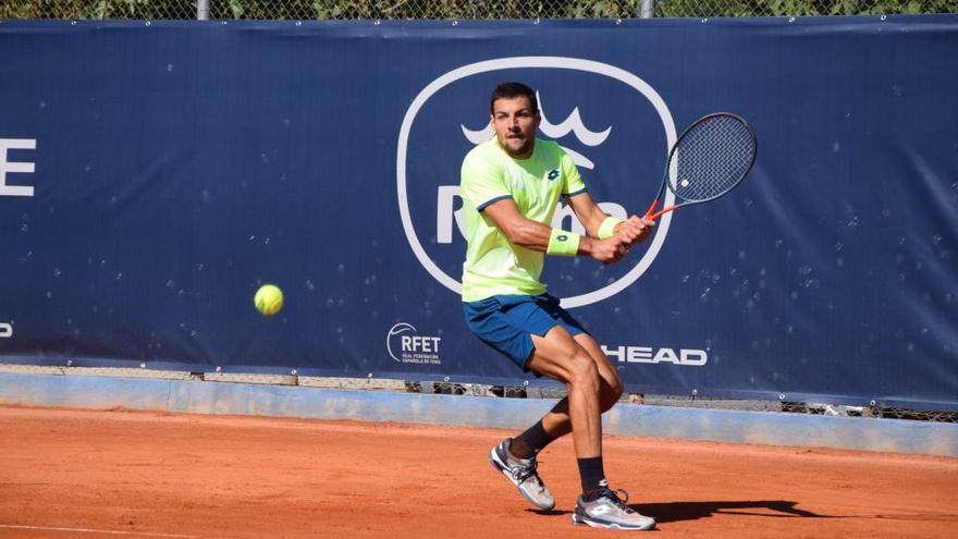 Semifinales Alicante Challenger en Villena
