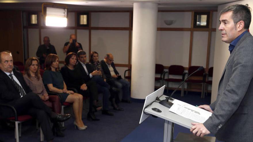 CC y PSOE rompen su pacto de Gobierno en Canarias
