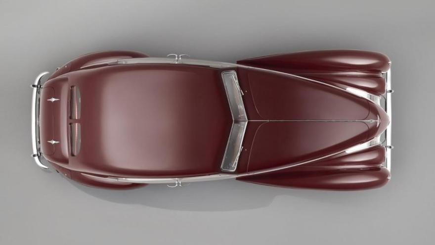Bentley resucita al icónico Corniche de 1939