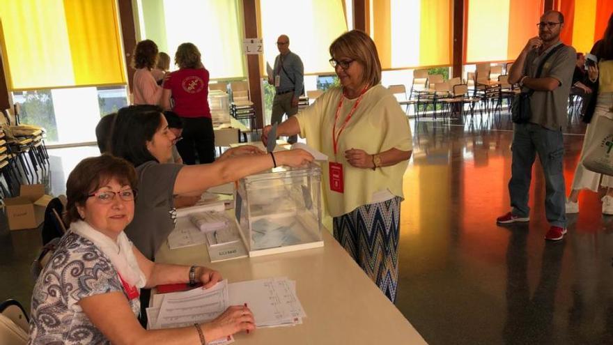 L'Horta inicia el recuento de votos