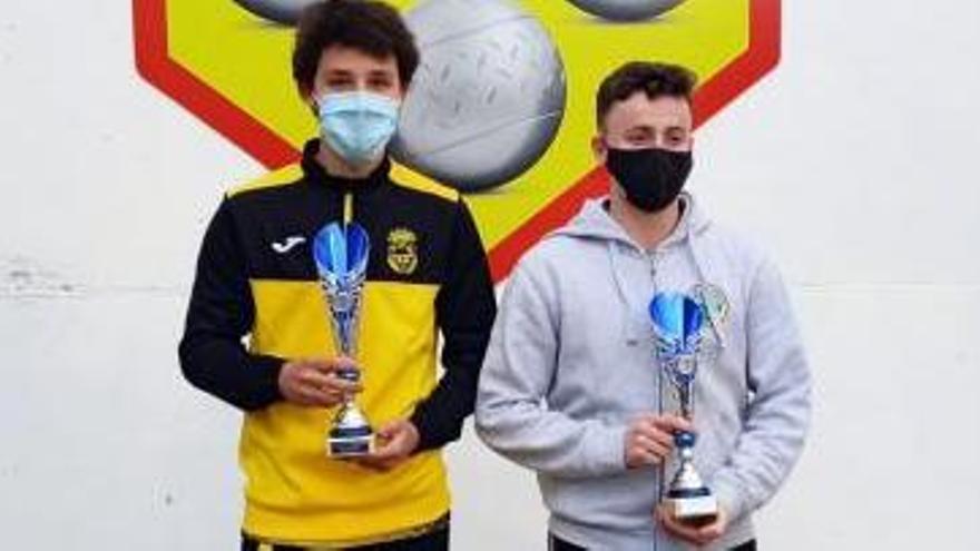 Antonio García y Gabriel Pujol conquistan el Baleares Sub'23