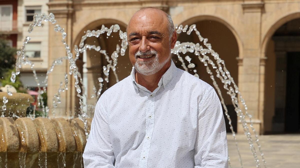 Leandre Escamilla es el nuevo presidente de Moros d'Alqueria