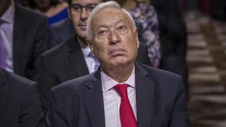 """Margallo defiende que Moix """"no ha hecho nada ilegal"""" aunque admite que """"malmete la imagen de la fiscalía"""""""