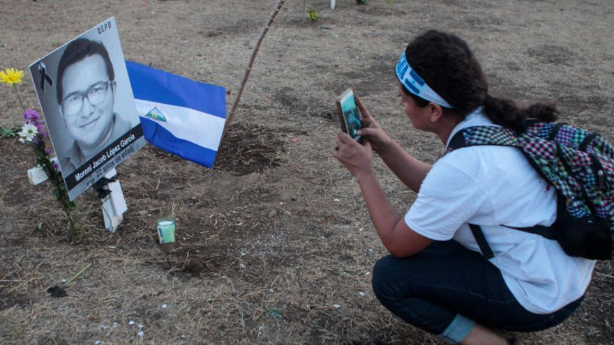 Se elevan a 43 los muertos por protestas en Nicaragua