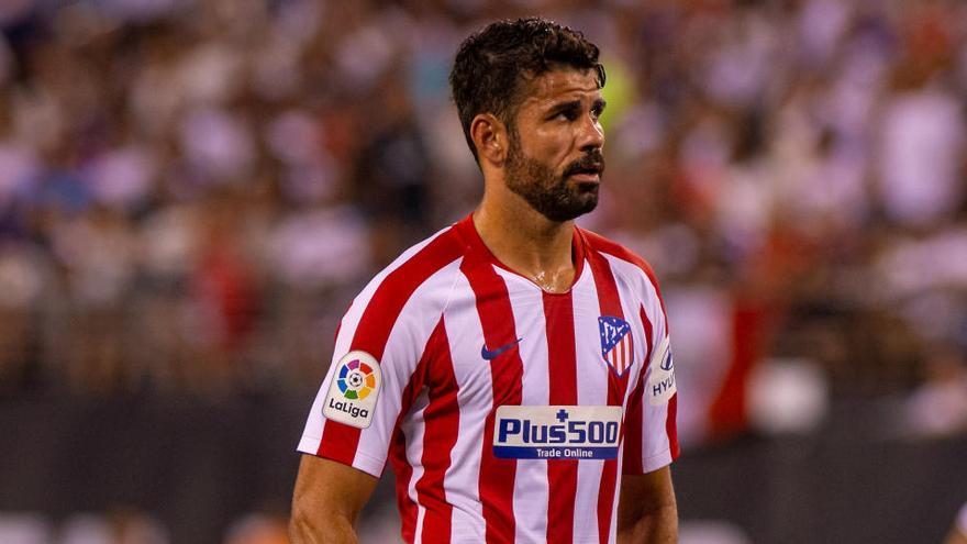 El fiscal pide 6 meses de cárcel para Diego Costa