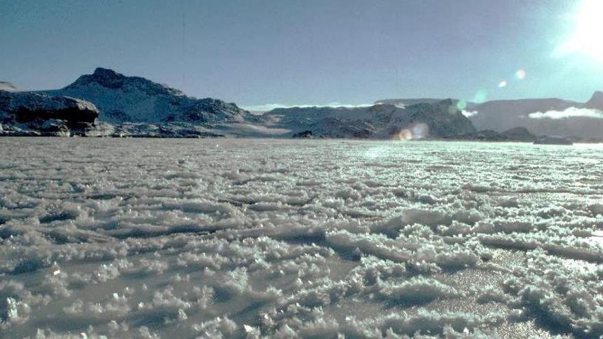 Secretos bajo el hielo antártico