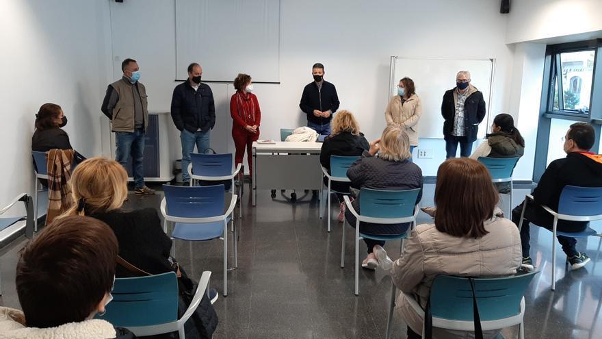 Almussafes inaugura el programa de empleo ECOVID 2020