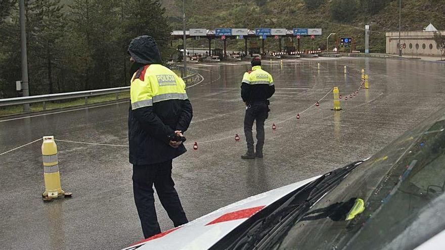 Un sindicat de Mossos denuncia falta de patrulles a la Cerdanya i a l'Alt Urgell