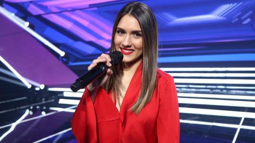 Sabela firmará su primer disco en la Fnac de A Coruña el 29 de noviembre