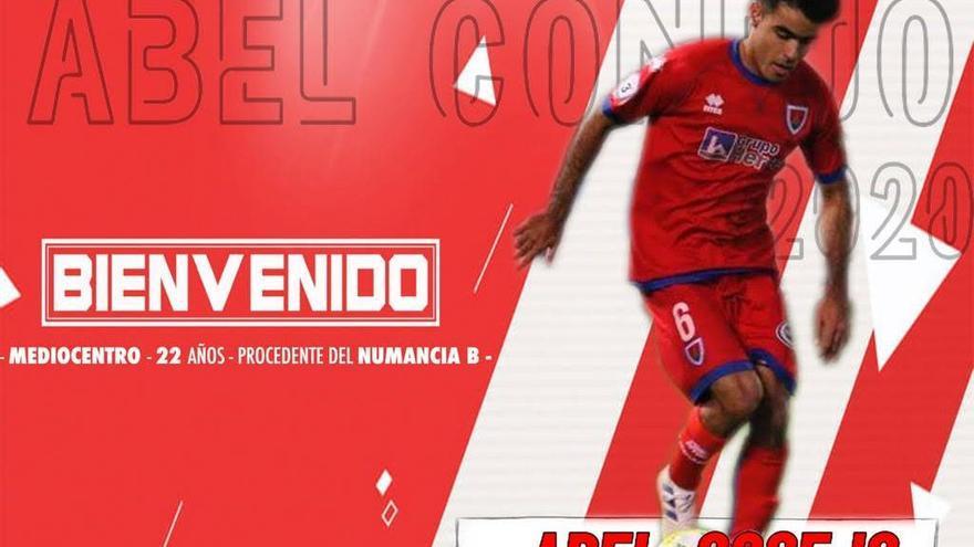 Abel Conejo, segundo fichaje del Zamora CF para Segunda B