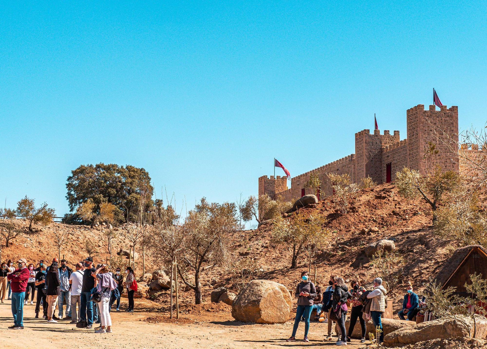 Un centenar de aves protagonizan la refriega en Simancas entre Abderramán III y el conde Fernán González