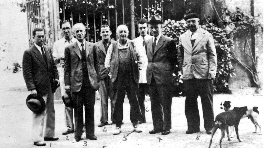 Un acto institucional para celebrar el centenario de la Misión Biológica